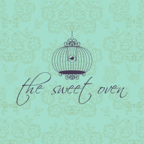 The Sweet Oven logo design
