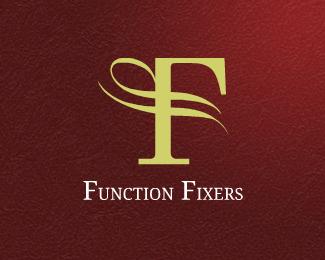 Function Fixers logo design