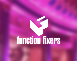 Function Fixers logo design